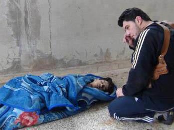 Suriye'de Dün 158 Kişi Katledildi (VİDEO)