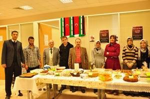 FSM Ünv. Öğrencilerinden Suriye'ye Destek