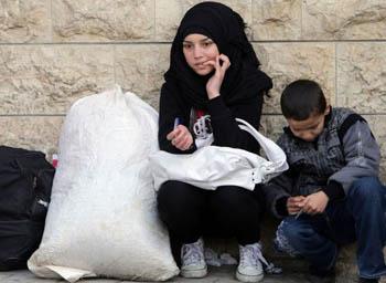 Yermük Mülteci Kampı 159 Gündür Kuşatma Altında