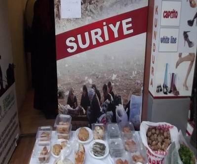 Bartın'da Suriye Kermesi Devam Ediyor