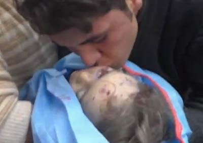 Esed Güçleri Şam Hamuriyeyi Bombaladı! (VİDEO)