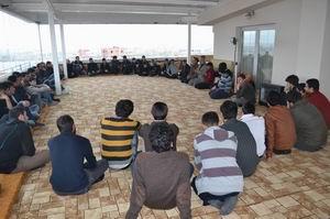 Vanda Öğrenci ve Esnafın Tanışma Toplantısı