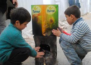 Suriyeli Mülteciler Zor Durumda!