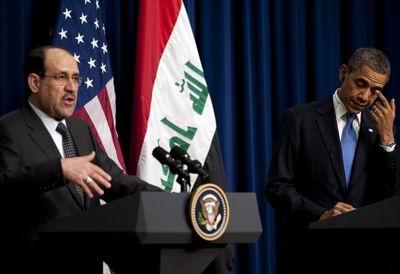 Nuri Maliki, Despotların Yolunda