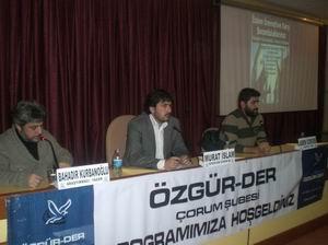 """""""İslam Ümmetine Karşı Sorumluluklarımız"""" Paneli"""