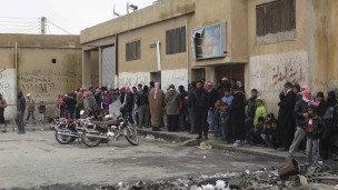 Direnişçiler Suriyede Bir Çok Bölgeyi İdare Ediyor