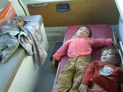 Suriye'de Bir Gün İçinde 28 Çocuk Katledildi