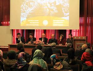 FSM Üniversitesinde Mehmet Akif Programı
