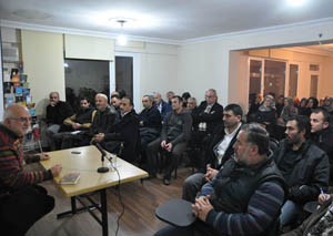 Türkmen Beykozda İslamcılıkın Bugününü Anlattı