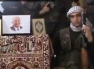 Suriye'deki Erbakan Taburundan SP'ye Selam...