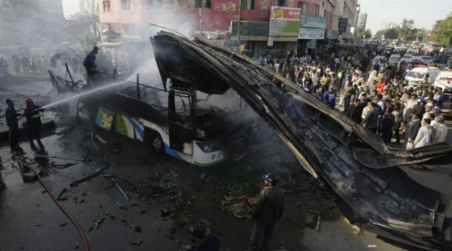 Belucistan'da Bombalı Saldırı: 19 Ölü