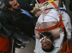Irak'ta Göstericilere Ateş Açıldı: 1 Ölü 6 Yaralı