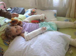 Suriye'de 143 Kardeşimiz Daha Katledildi