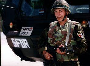 Mısır İsrailli Bir Askeri Tutukladı