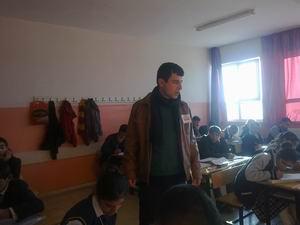 Siverekli Öğretmenlerden Kıyafet Boykotu