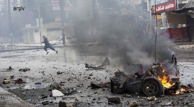 Esed Güçlerinin Saldırında 102 Kişi Şehid Oldu