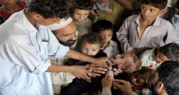 Pakistanda Kızamık Salgını 143 Ölü