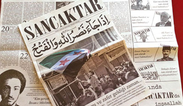 Sancaktar Dergisi 4 Ocak Cuma Günü Çıkıyor!