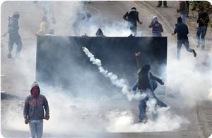 Siyonist İsrailden Batı Şeriaya Sivil Baskın