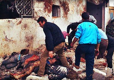 Atılan Her Bomba Bosnayı Hatırlatıyor