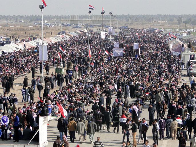 Irakta Nuri El Maliki'ye Karşı İsyan Büyüyor