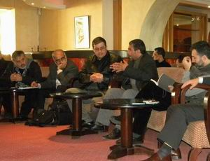 Tunusta Emel Cemiyeti İle Tanışma Toplantısı
