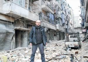 Suriye Sokaklarındaki En Büyük Korku (FOTO)