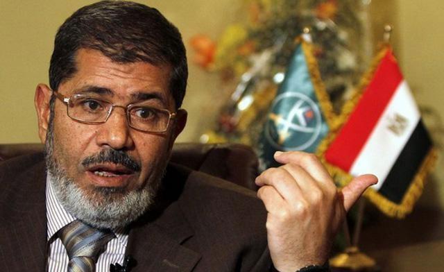 Muhammed Mursi: Esed Yargılanmalı!
