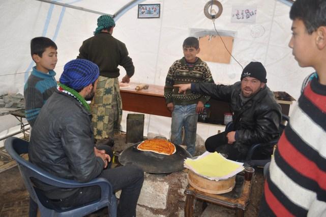 Özgür-Der'den Suriye'ye 3 Tır Yardım Daha