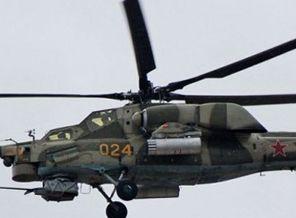 ÖSO, Ele Geçirdiği Helikopterle Sorti Yaptı