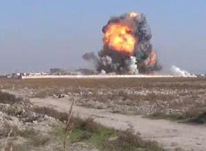 Nusra Operasyonunda Onlarca Şebbiha Öldü! (VİDEO)