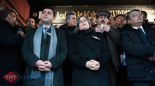 BDP: Kürt Meselesinin Çözülmesini İstemiyorlar