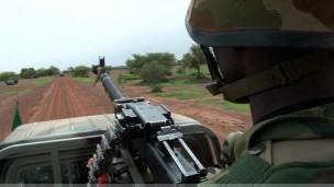 Fransızların Mali'yi İşgal Hareketi Başladı