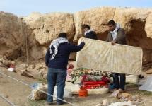 Siyonistler Çadırları Zorla Boşalttılar