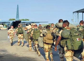 İşgalci Fransa'dan Mali'ye Takviye Güç
