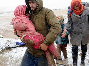 8'i Çocuk 14 Kişi Donarak Öldü!