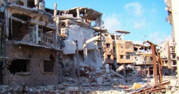 Suriyede Bir Haftalık Bilanço: 1050 Kişi