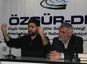 """Van'da """"Ortadoğu ve Suriye"""" Paneli"""