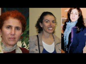 3 PKK'lı Kadının Cenazesi İstanbulda