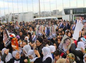 3 PKK'lı Kadının Cenazesi Diyarbakır'da