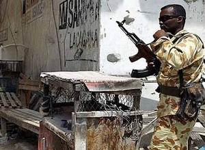 Somali'de Kur'an Talebelerini Katlettiler