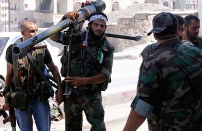 Direnişçiler Halep'i Tümüyle Özgürleştirecek