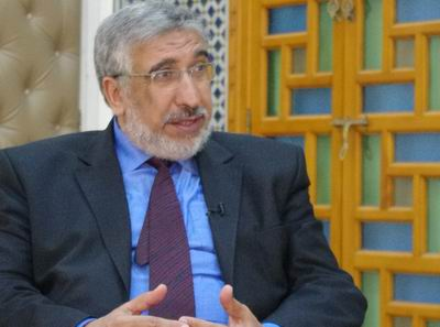 Özköse, Hamdavi İle Demokrasiyi Konuştu