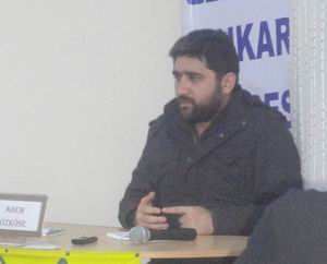 Ankarada Adem Özköse ile Patani Konuşuldu