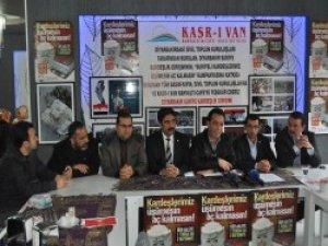 """""""Diyarbakır-Suriye Kardeşlik Girişimi"""" Faaliyetlerine Başladı"""