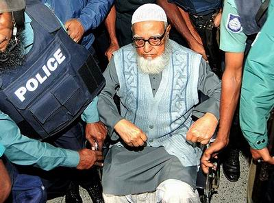 Bangladeş'te İdam Kararları Protesto Edildi