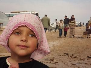 Mültecilerin Yaşadığı Kah Kampından Gözlem