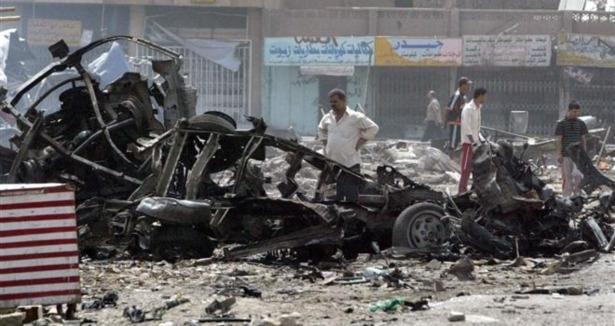 Bağdat'ta 3 Farklı Noktada Patlama: 16 Ölü