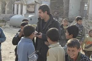 Batman Özgür-Der'den Suriyeli Kardeşlerimize Yardım
