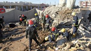 Tuzharmatuda Camiye Saldırı: 42 Ölü, 75 Yaralı